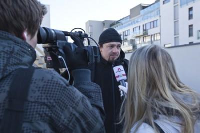 MALIK URVI III. Coming Soon? (media event - me)