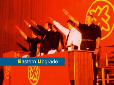 Eutopia, video still, 2000