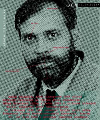 Radim Valenčík: before November 1989 a teacher of Marxism-Leninism at the University of Economics. During