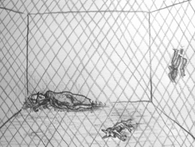 I Like America, Concept illustration, 2006