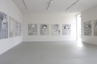 MALIK URVI II., Installation view, Dox - Center for Contemporary Art, Prague, 2010