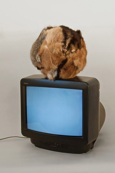 We Walk By Faith and Not by Sight, tv set, furr, football, 2010