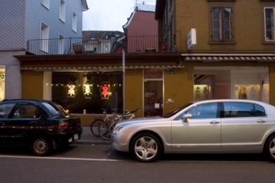 Peau de Balle, Installation view, Gallery Perla Mode, Zurich, 2008