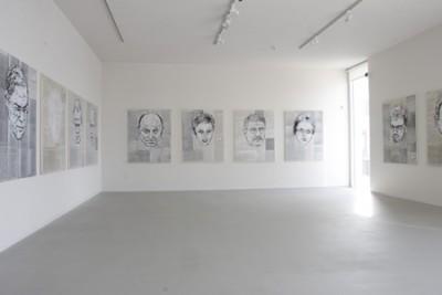 MALIK URVI II., Installation view, Dox - Center for Contemporary Art, Prague, 2010